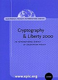 Cryptography & Liberty 2000: An International Survey of Encryption Policy Cover