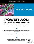 Power AOL: A Survival Guide Cover