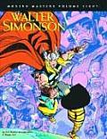 Modern Masters Volume Eight Walter Simonson