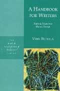 A Handbook for Writers: New & Selected Prose Poems
