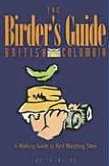 Birder's Guide British Columbia