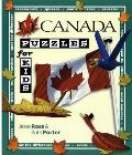 O Canada Puzzles for Kids