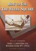 How To Use The Steel Square