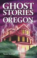 Ghost Stories of Oregon Cover