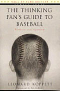 Thinking Fans Guide To Baseball