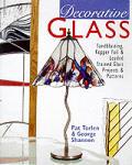 Decorative Glass Sandblasting Copper