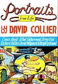 Portraits from Life: The Complete Comic Book Biographies by David Collier Cover