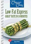 Low-Fat Express: Great Taste in 30 Minutes