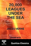 20,000 Leagues Under The Sea (Qualitas Classics) by Jules Verne