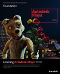 Learning Autodesk Maya 10: Foundations - With DVD (09 Edition)