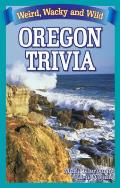 Bathroom Book Of Oregon Trivia by Mark Thorburn