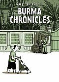 Burma Chronicles (08 Edition) Cover