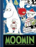 Moomin Book 3: The Complete Tove Jansson Comic Strip Cover
