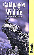 Galapagos Wildlife: A Visitor's Guide (Bradt Travel Guide Galapagos Wildlife)