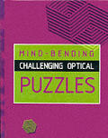Mind-Bending Challenging Optical Puzzles Cover