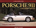 Porsche 911 and Derivatives, Volume 2: 1981-1994