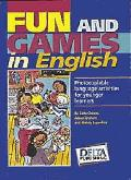 Fun and Games in English Book: Photocopiable Language Activities for Young Learners