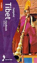 Footprint Tibet Handbook with Bhutan (Footprint Tibet Handbook)