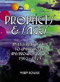 Prophets & Sages