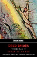 Dead Brides: Vampiric Tales by Edgar Allan Poe (Crypt of Poe) Cover
