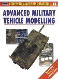Advanced Military Vehicle Modelling V4 Cover