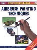 Airbrush Painting Techniques Volume 6 Cover