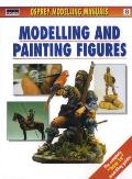 Osprey Modelling Manuals #08: Modelling and Painting Figures Cover