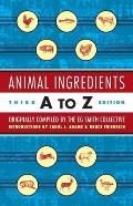 Animal Ingredients A to Z Cover