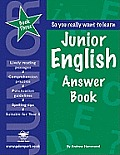 Junior Englishanswer Book Book 3