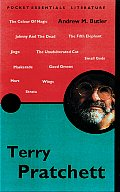 Terry Pratchett Pocket Essential Uk