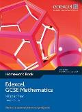 Edexcel Gcse Maths: Linear Higher Homework Book