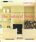 Natural Home Stylish Living Inspired by Nature