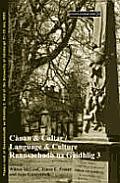 Canan & Cultar / Language and Culture: Rannsachadh Na Gaidhlig 3