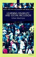 Learning Disability and Social Inclusion - (Policy & Practice in Health and Social Care No. 7)