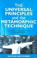 Universal Principles & The Metamorphic T