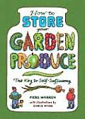 How to Store Your Garden Produce A Key to Self Sufficiency