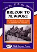 Brecon to Newport