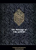 Message of the Qur'an (08 Edition)