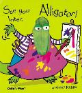 See You Later, Alligator with Finger Puppets