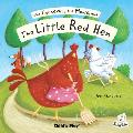 The Cockerel, the Mouse and the Little Red Hen (Flip Up Fairy Tales)
