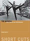 The Musical: Race, Gender and Performance Cover