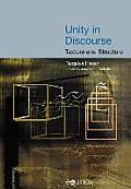 Collected Works of Ruqaiya Hasan #6: Unity in Discourse: Texture and Structure