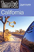Time Out Guide California 1ST Edition