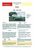 Porsche 912 Buyers' Guide