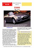 Honda S2000 Buyers' Guide