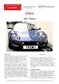 Lotus Elise Buyers' Guide