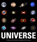 Universe :A Journey from Earth to the Edge of the Cosmos