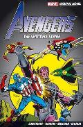 Avengers by Chris Claremont