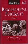 Britain and Japan: Biographical Portraits, Vol. VI