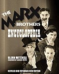 The Marx Brothers Encyclopedia Cover